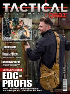 TACTICAL GEAR 2/2019