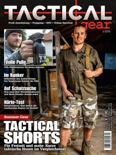 TACTICAL GEAR 3/2019