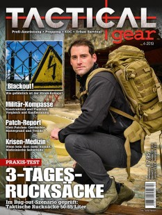 TACTICAL GEAR 4/2019