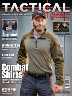 TACTICAL GEAR 1/2016