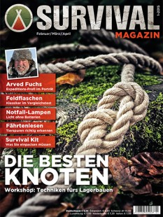 SURVIVAL Magazin 1/2015