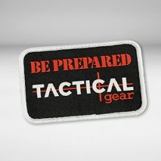 TACTICAL gear Patch
