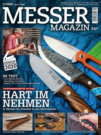 MESSER MAGAZIN 2/2020