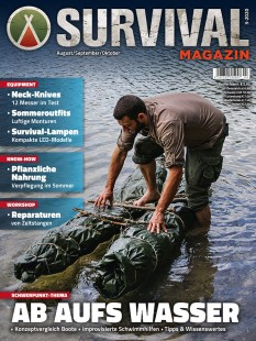 SURVIVAL MAGAZIN 3/2020