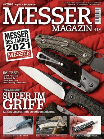 MESSER MAGAZIN 4/2020