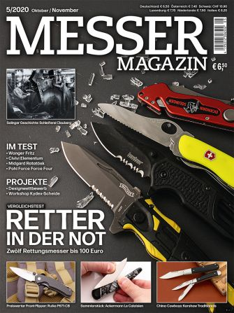 MESSER MAGAZIN 5/2020