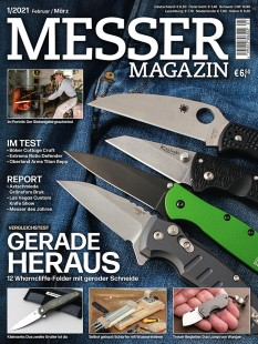 MESSER MAGAZIN 1/2021