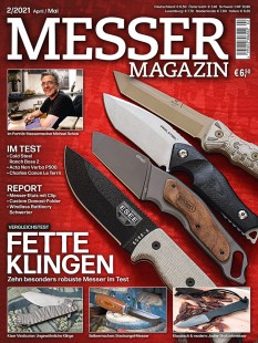 MESSER MAGAZIN 2/2021