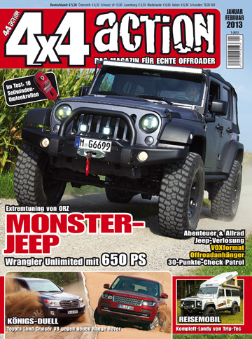 4x4action 1/2013