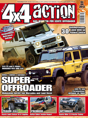 4x4action 3/2013