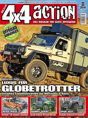 4x4action 3/2014