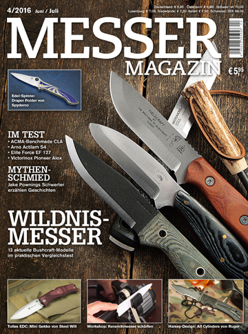 MESSER MAGAZIN 4/2016