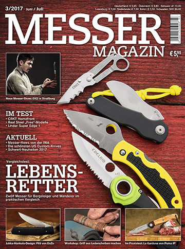 MESSER MAGAZIN 3/2017