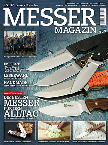 MESSER MAGAZIN 5/2017