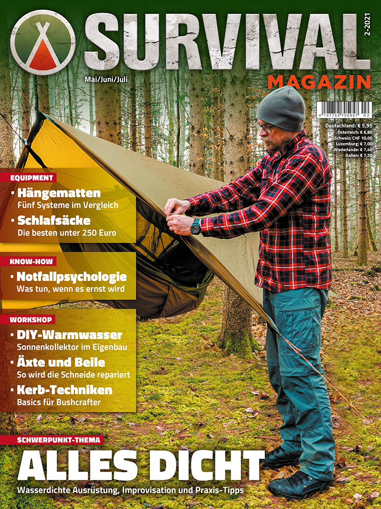 SURVIVAL MAGAZIN 2/2021