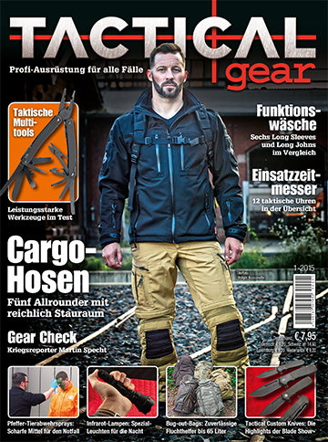 TACTICAL GEAR 1/2015