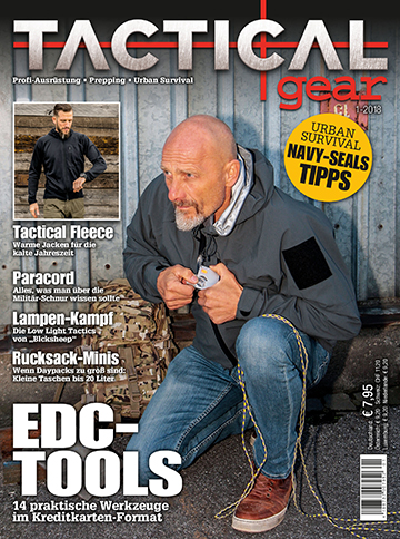 TACTICAL GEAR 1/2018
